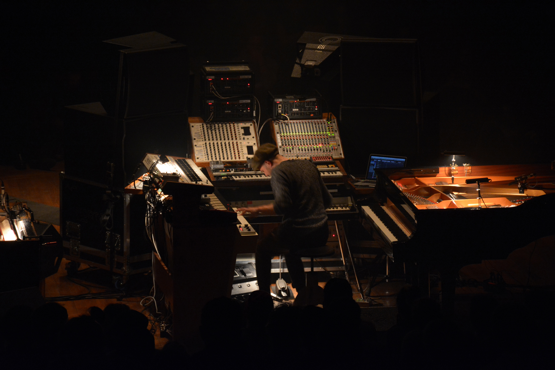 2018 02 StageTec Nils Frahm on stage1