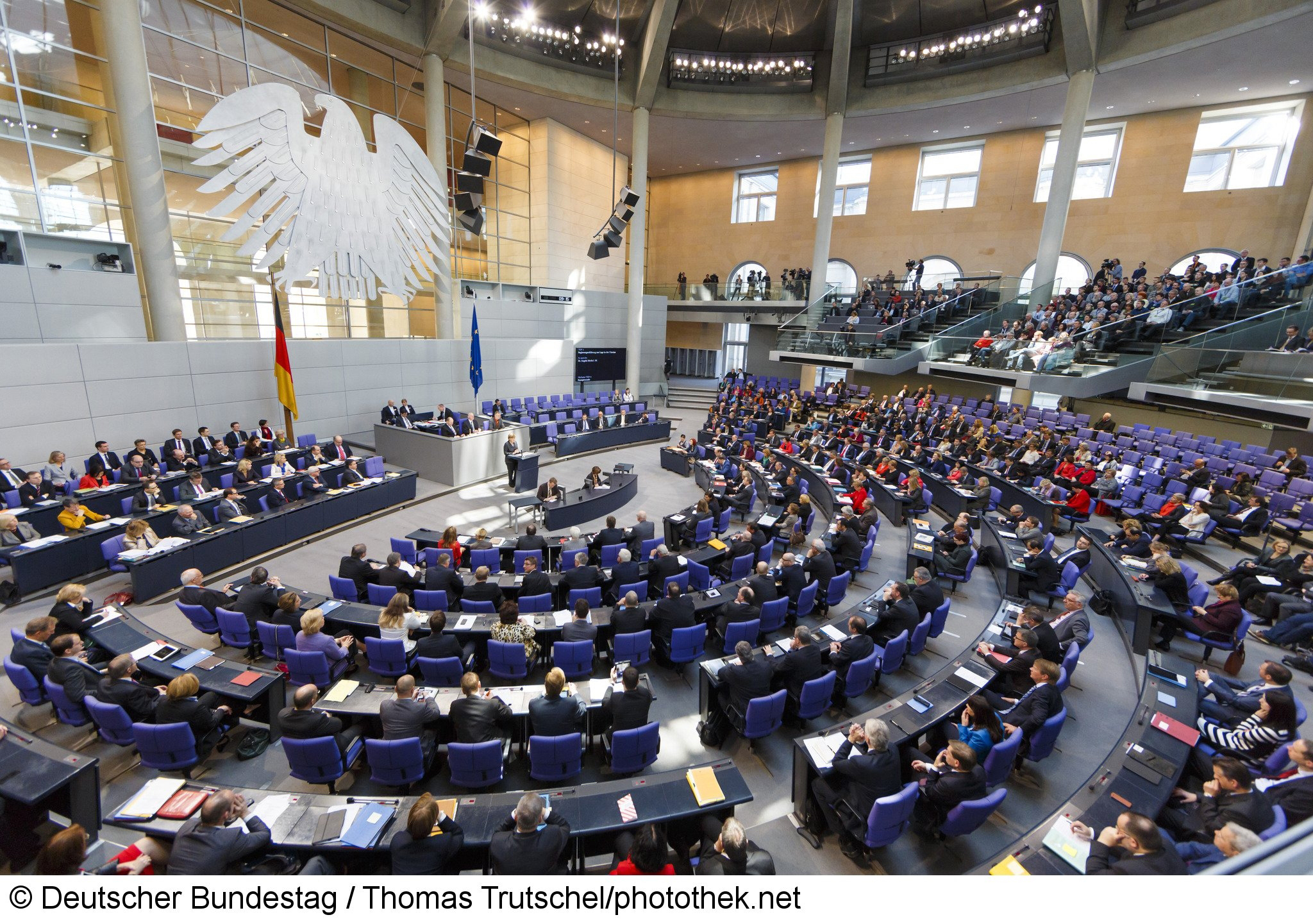 2018 08 StageTec German Bundestag Thomas Trutschel photothek net