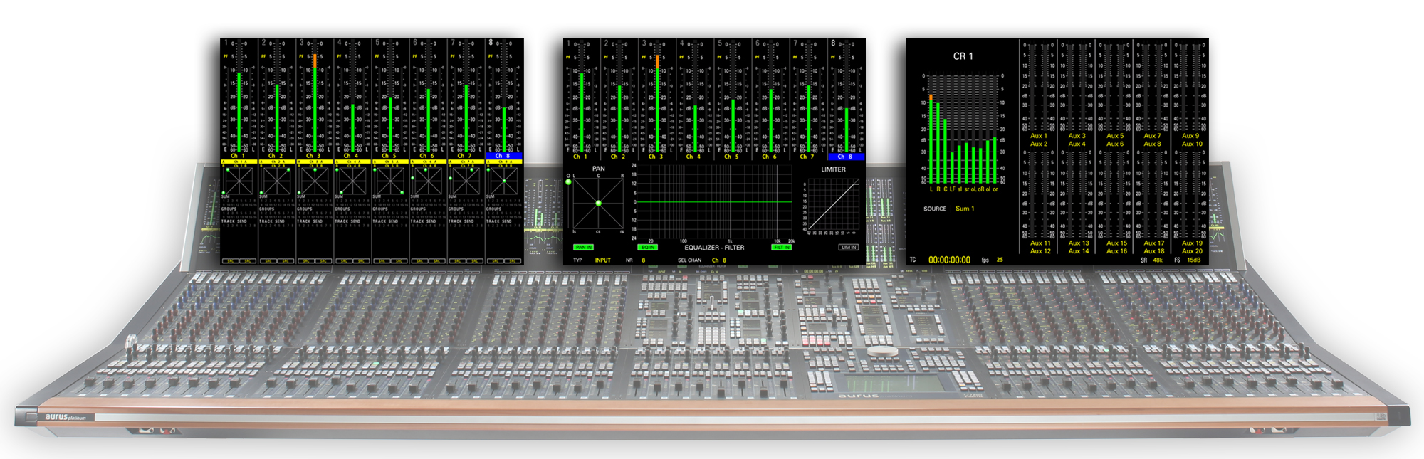 2018 StageTec 3D Audio IBC