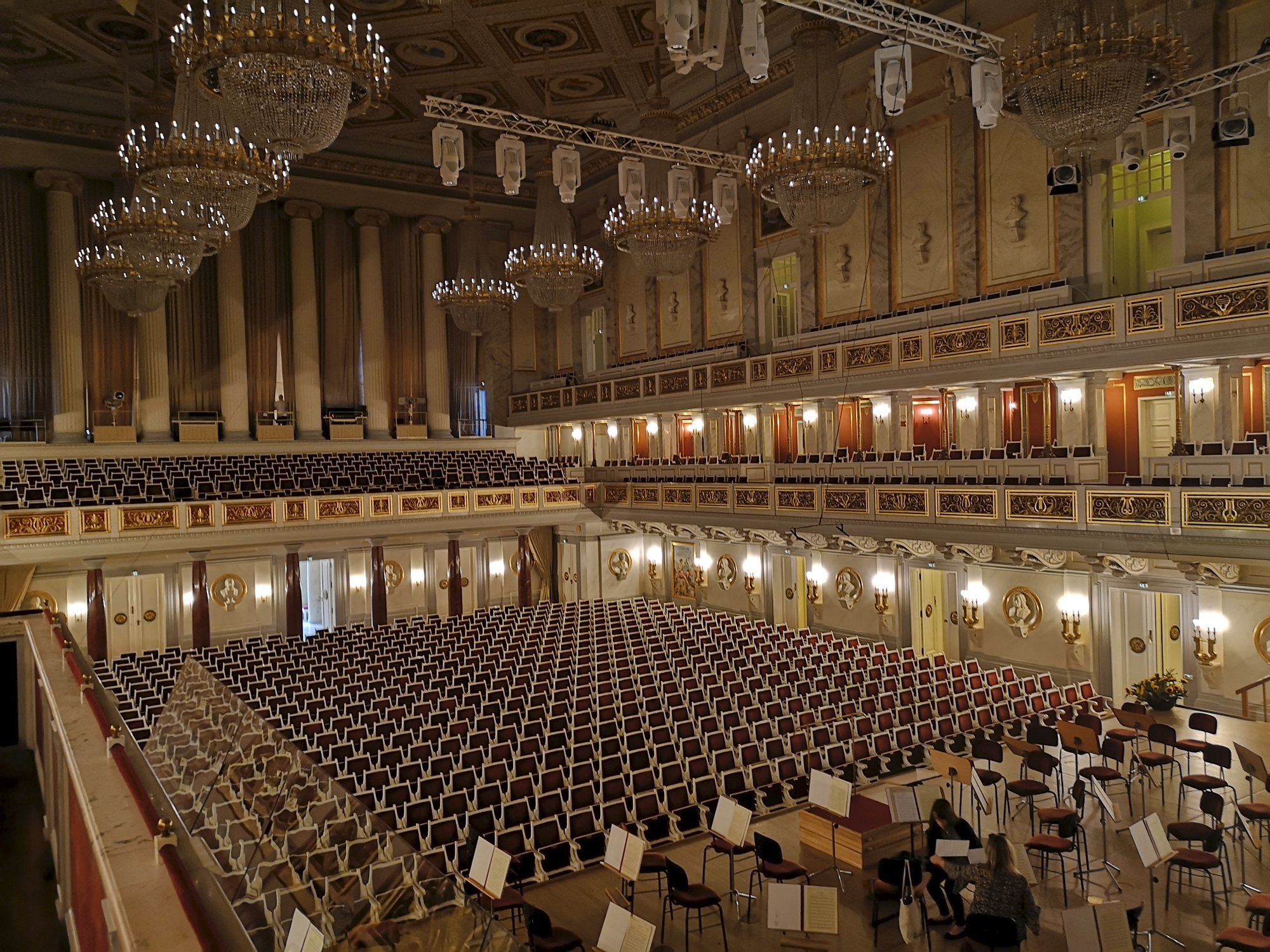 2019 07 StageTec Avatus Konzerthaus hall